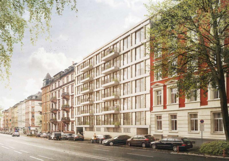 BCC Baustelle ELA 105 Frankfurt